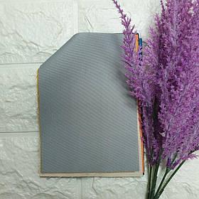 Ткань для тента с полиуретановой пропиткой Монако Серый