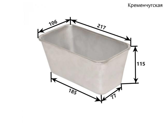 фото Форма хлебная «Кременчугская»