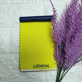 Ткань для тента с полиуретановой пропиткой Монако Лимонный