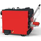 Твердотопливный котел 18 кВт Retra Light Combi, стальной бытовой отопительный котел, фото 7