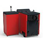 Твердотопливный котел 18 кВт Retra Light Combi, стальной бытовой отопительный котел, фото 6
