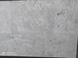 Травертин натуральний 1й сорт - плитка лицювальна декоративна, сляби