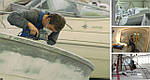 Ремонт яхт, катерів та інших видів морського транспорту.