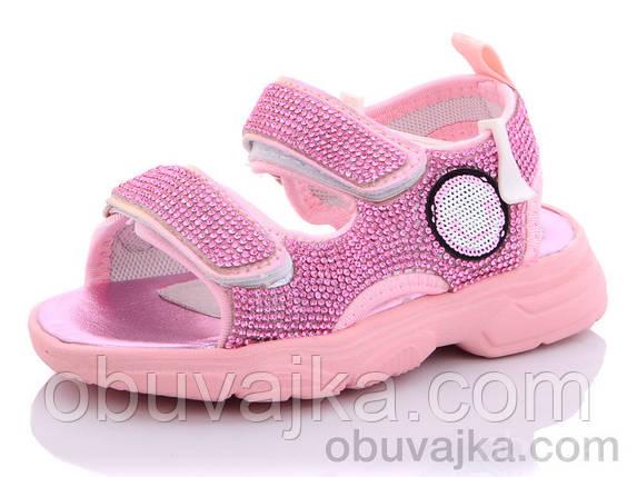 Літнє взуття оптом Босоніжки для дівчинки від виробника Ytop(рр 23-30), фото 2