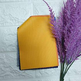 Ткань для тента с полиуретановой пропиткой Монако Желтый