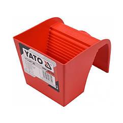 Ванночка з універсальним кріпленням для малярних робіт YATO: пластикова