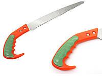 Ножовка садовая, пила для обрезки веток полотно  270 мм TE SEN TOOLS