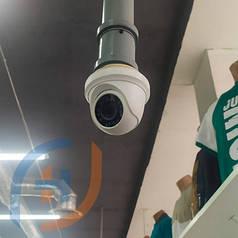 Установка системы видеонаблюдения для магазина