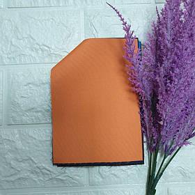 Тентовая ткань с двойной полиуретановой пропиткой Дискавери Оранжевый