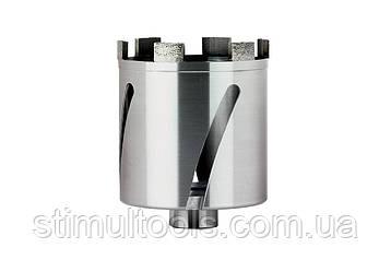 Алмазное корончатое сверло Metabo Universal 82 мм × M 16