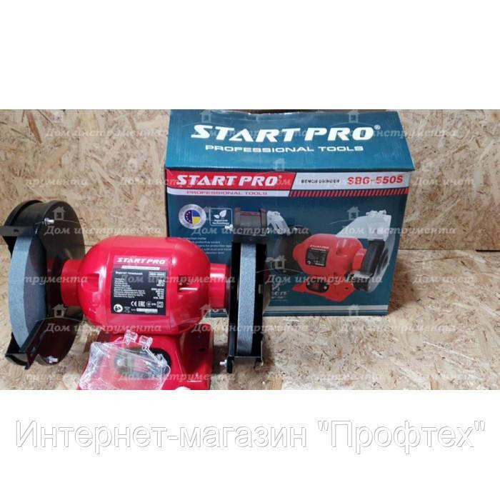 Точило электрическое START PRO SBG-550S