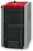 Твердотопливный котел Viadrus U22 D (4 секции) .