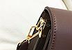 Жіноча сумка через плече Silver Коричнева, фото 7