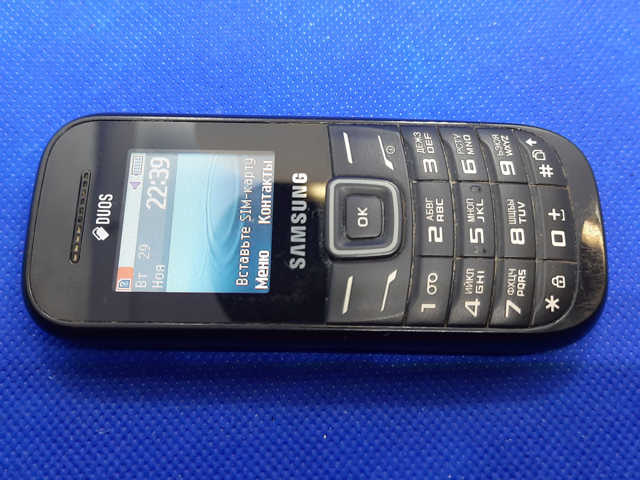 Samsung e1202i duos #7942 на запчастини
