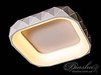 Люстра накладна Diasha 50w біла 8149-500CE, фото 1