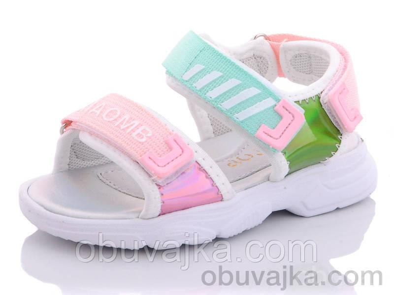 Летняя обувь оптом Босоножки  для девочки от производителя Ytop(рр 23-30)