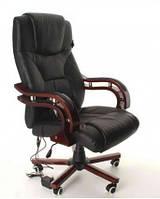 Кресло офисное массажное Prezydent BSL, фото 1