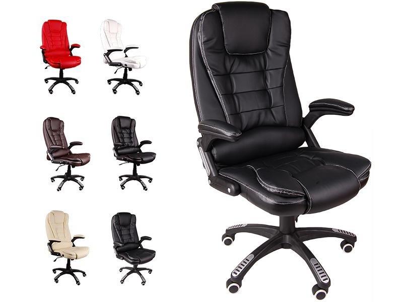 Крісло офісне BSB 004 чорне