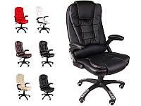 Крісло офісне BSB 004 чорне, фото 1