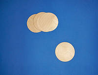 Заготовка для декупажа Круг (диаметр 10см.)