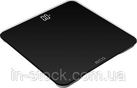 Ваги побутові ECG OV 1821 Black