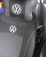 Модельные автомобильные чехлы VOLKSWAGEN CADDY (2010-2021)