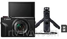 Фотоаппарат Canon PowerShot G7 X Mark III Vlogger Kit
