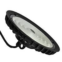 Светодиодный LED светильник UFO-F 150W 6500К 15000Lm IP65 для высоких пролетов, промышленный