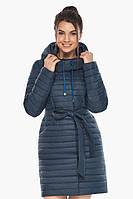 Куртка Braggart синяя женская осенне-весенняя оригинальная модель 66870