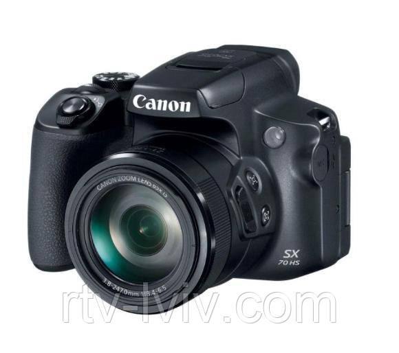 Фотоапарат Canon PowerShot SX70