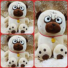 Детский плед игрушка Собака