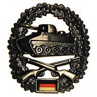 Кокарда на головний убір ВС Німеччини BW Танкові гренадери