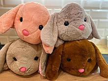 Дитячий плед іграшка Кролик