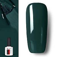 Гель-лак GDCOCO 849 Темно -зелений (8 мл)