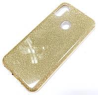 Чохол силіконовий Shiny з блискітками для Samsung Galaxy A11 A115F, M11 M11F