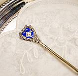 Коллекционная серебряная ложка INDIA, отмечена серебром Sterling (925 проба), фото 3