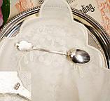 Коллекционная серебряная ложка Helgoland, серебро 835, Германия, фото 4