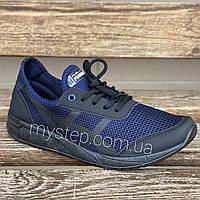 Кросівки сітка сині Progress 4007, фото 1