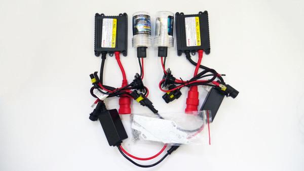 Лампы ксеноновые UKC H7 (HID комплект)
