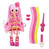 Кукла Lalaloopsy Girls Crazy Hair Doll - Принцесса Блестинка, фото 1