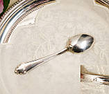 Коллекционная серебряная ложка Rheinfall, Швейцария, серебро 800, фото 4