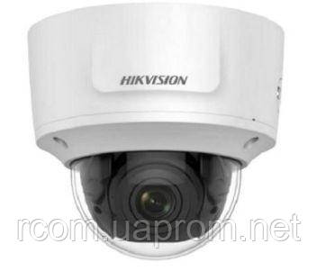5Мп мережева купольна відеокамера Hikvision DS-2CD2755FWD-IZS
