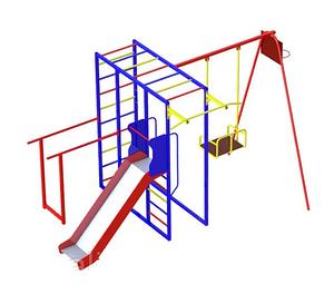 Вулична спортивно-ігровий майданчик Dali № 811 для дітей