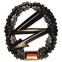 Кокарда на головний убір ВС Німеччини BW Телекомунікаційні сили