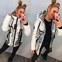 Женская демисезонная куртка Кензо Размеры 46- 50 ТОП продаж