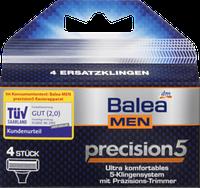 Запаска станка для бритья  Balea Men Precision 5-klingsystem