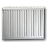 Tiberis (Турция) Радиатор стальной панельный TIBERIS 22 тип  500x1000 боковое подключение