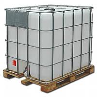 Украина Емкость квадратная в решетке с металлическим краном 1000 литров