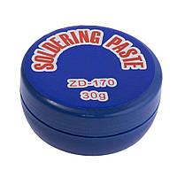 Паста для пайки Zhongdi ZD-170, 30г