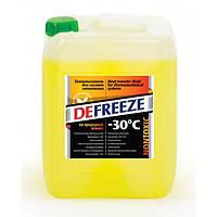 Украина Теплоноситель для систем отопления  Defreeze 10 литров
